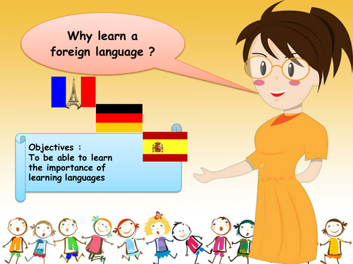 Why Learn foreign language  Assembly