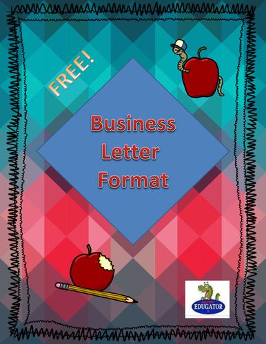 BusinessLetterFormat