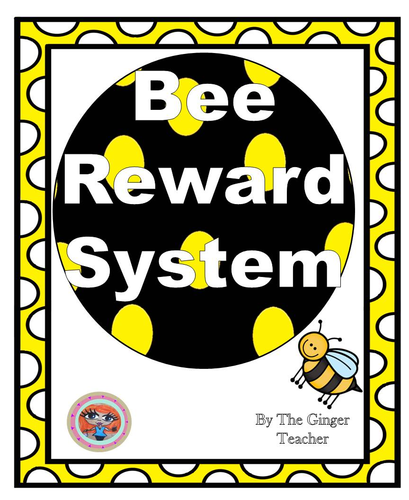 'Bee themed' Classroom Management Reward System