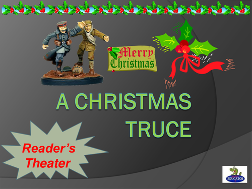 A Christmas Truce PowerPoint US Version