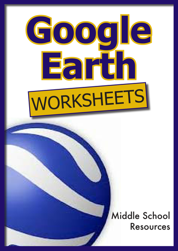 Google Earth Worksheets