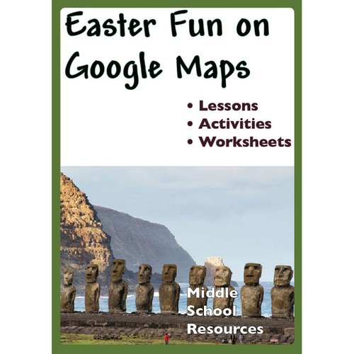 Easter with Google Maps - **Not Just for Easter**