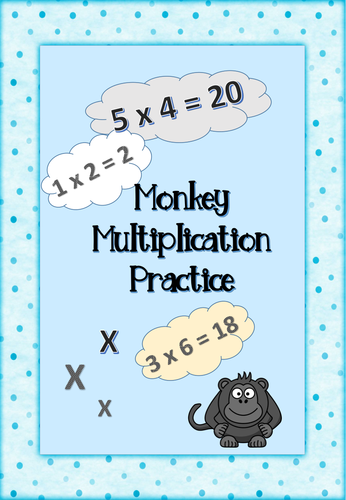 Multiplication and Division Sample Booklet by TopmarksEd - Teaching ...