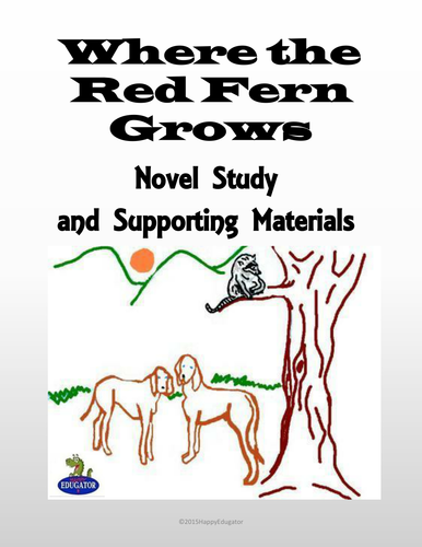 where the red fern grows book pages