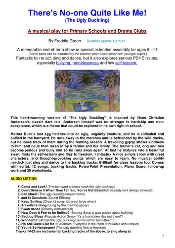 Freddie Green's Musical Plays for Primary School - Teaching