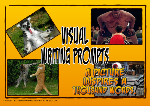Writing Prompt Pictures (Funny)