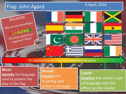 Flag- Agard