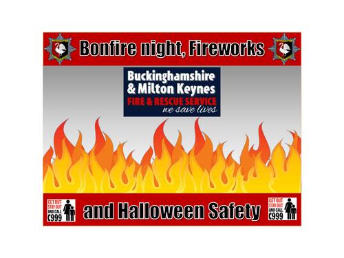 Keystage 1 Firework and Halloween Safety