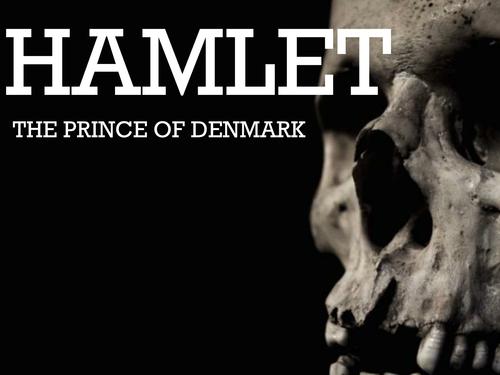 Hamlet Act 1 Scene 1 Lesson 1