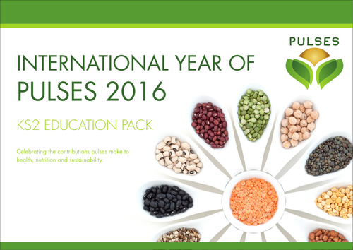 International Year of Pulses 2016 (6 Lesson Plans) KS2