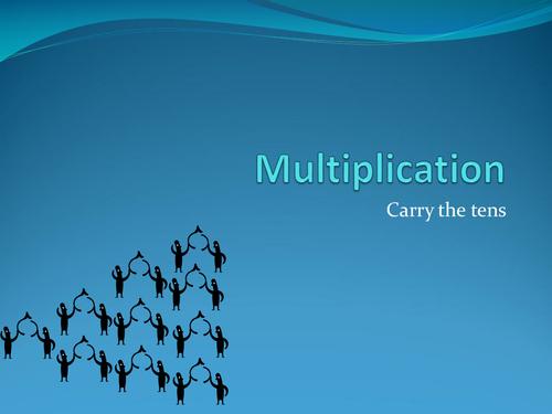 Multiplication ( with decimals)