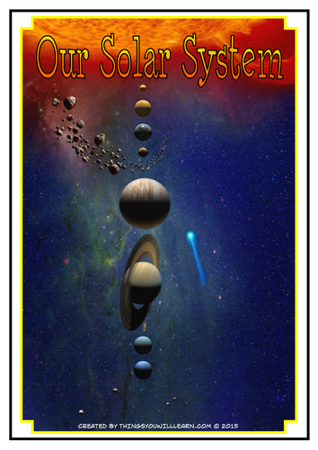 Solar System Fact Cards and Posters