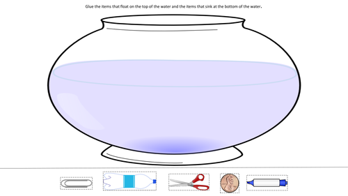 Sink or Float by khopkins475 Teaching Resources Tes – Sink and Float Worksheet