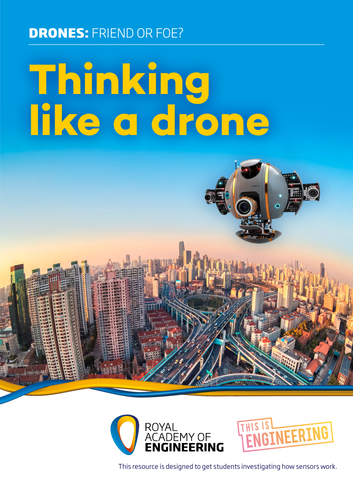Drones: Friend or Foe? by RoyalAcademyofEngineering