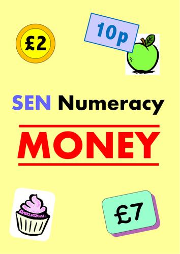 SEN Numeracy - MONEY