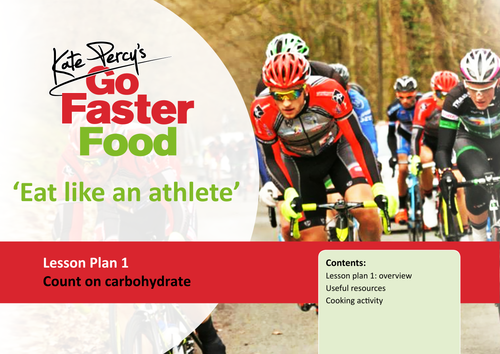 'Eat Like An Athlete' Lesson Plan - Count On Carbohydrate