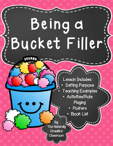 How to Be a Bucket Filler