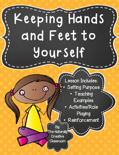 Keeping Your Hands and Feet to Yourself