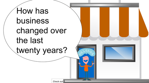 Design an Online Business Profile