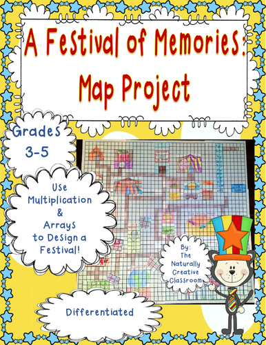 Multiplication and Array Map Project