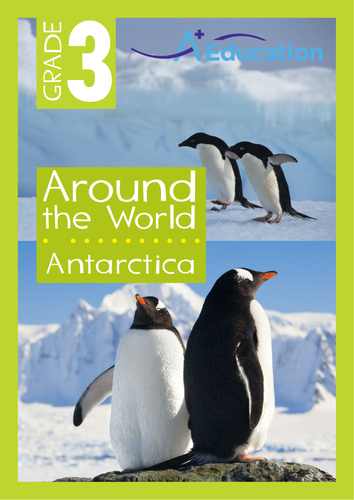 Around the World - Antarctica - Grade 3