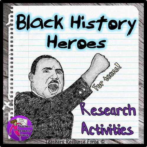 Resources To Support Black History Month Tes
