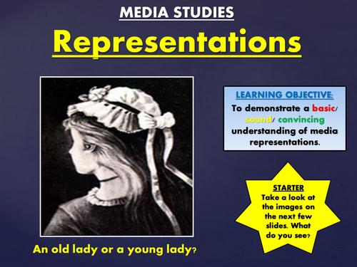 Representations in Media Studies
