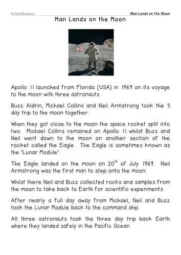 moon landing mythbusters worksheet - photo #45