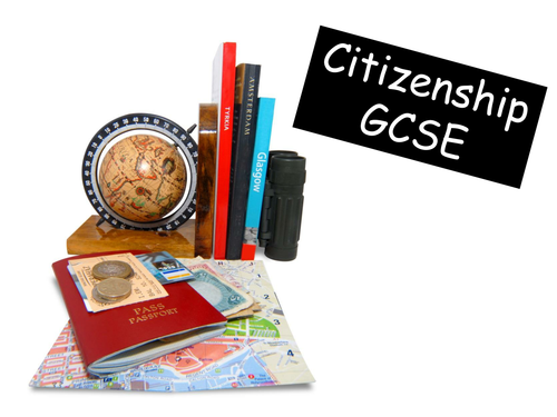 Introduction to Citizenship: Global Village and the Economy- (8 Lessons)