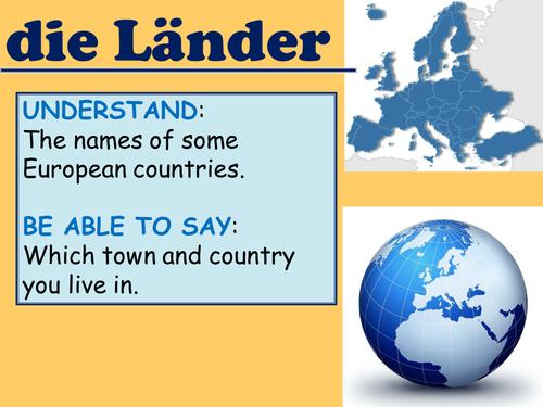 Laender PowerPoint