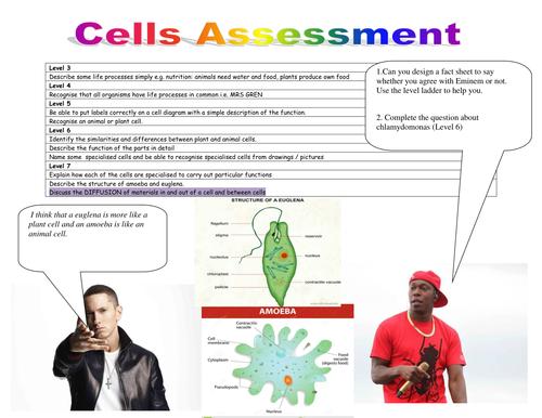 KS3 Blended assessments