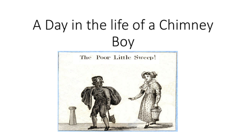 The Life of A Chimney Sweep in Victorian Britain