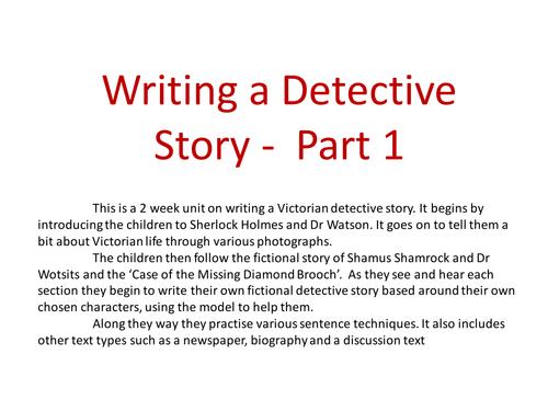 Shamus and Wotsits Victorian Detectives