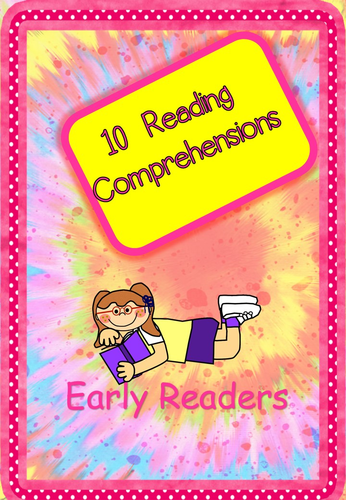 Early Years English Reading Comprehensions (Reception, Year 1 and Year 2)