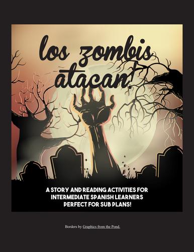Los zombis atacan!