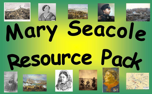 Mary Seacole Resource Pack