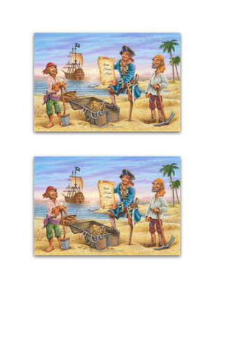 Literacy 2 week plan Narrative Adventure stories  (Pirates using Sam Silver text)