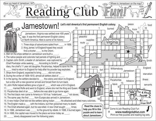 Bundle: Jamestown, Powhatan Tribe, First People (Native Americans)