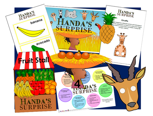 Handa's Surprise - Complete Resources Pack!