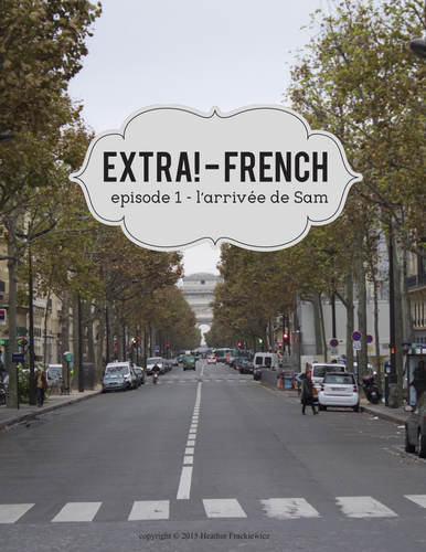 Extra! French megabundle - includes activities for all 13 episodes