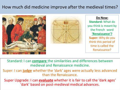 Are our judgements about medievalmedicine fair?