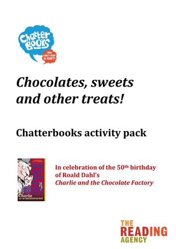 'Chocolate!' reading group or book club pack
