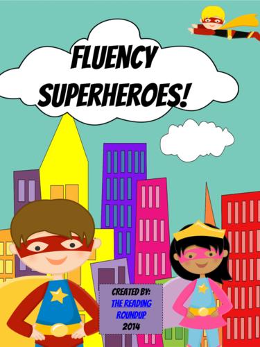 Fluency Superheroes