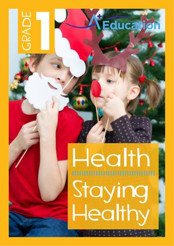 Health - Staying Healthy (I) - Grade 1