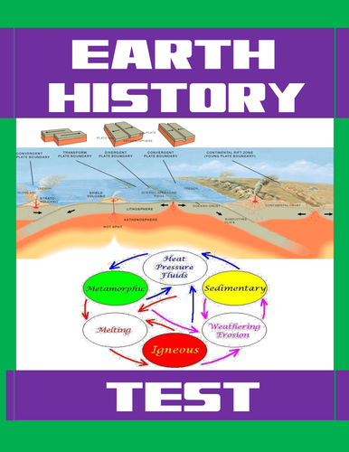 Earth Science Test