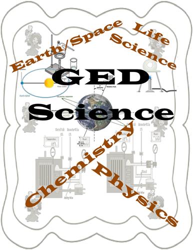 GED Science PrepTest 2