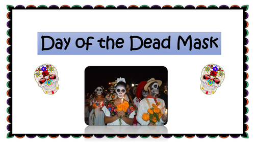 Halloween and Day of the Dead literacy and creative activities