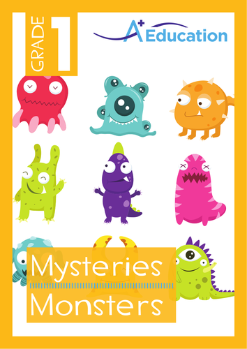 Mysteries - Monsters - Grade 1