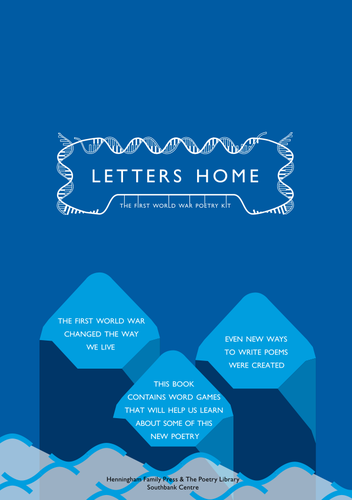 Letters Home - a modernist poetry anthology for primary