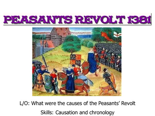 analyze causes and responses peasants revolts german state 2 Germany and the seventeenth-century crisis - 1992 - journal germany and the seventeenth-century crisis revolts against the german state were.